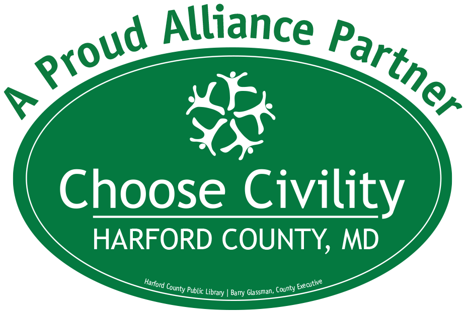 Choose Civility Harford County: Random Acts of Civility Calendar for April