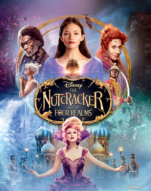 Enter to Win a Digital Download of Disney's The Nutcracker and the Four Realms