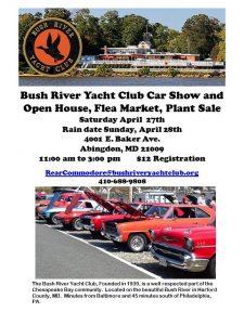 Bush-River-Yacht-Club-Car-Show