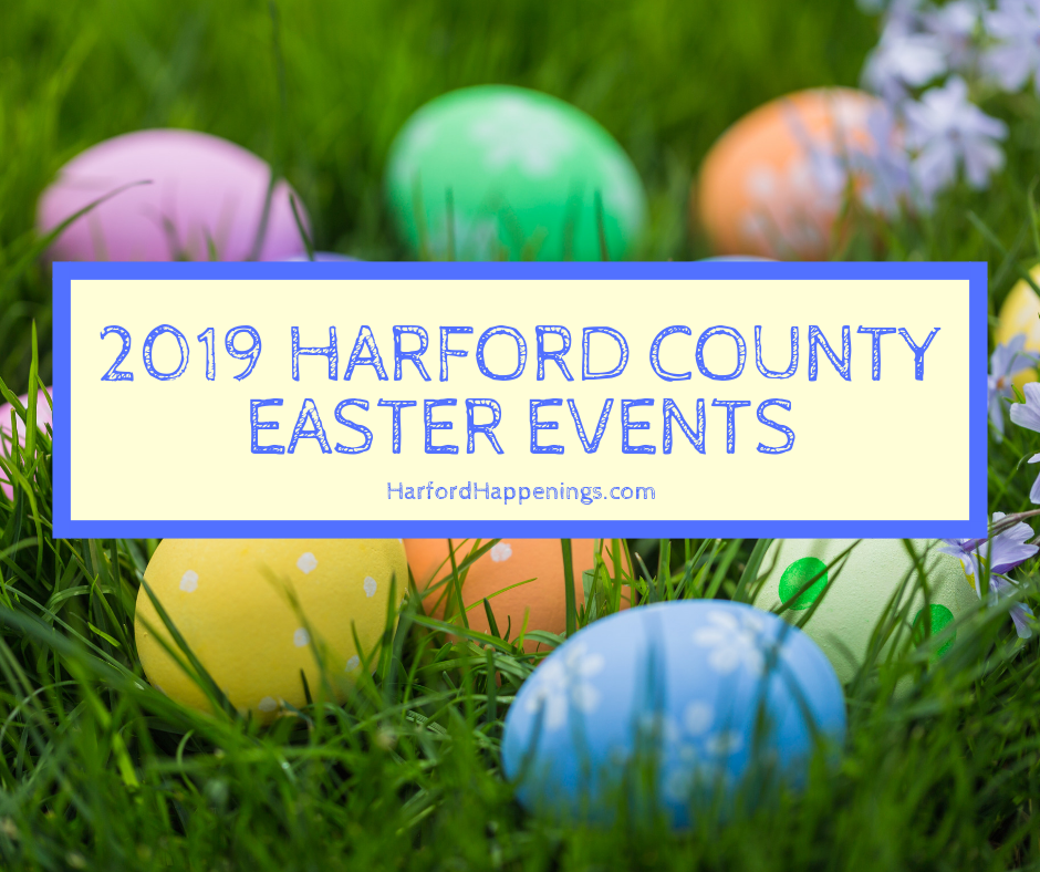2019 Easter Egg Hunts & Bunny Sightings in Harford County