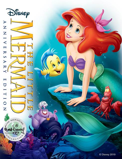 Enter to Win a Digital Download of Disney's The Little Mermaid