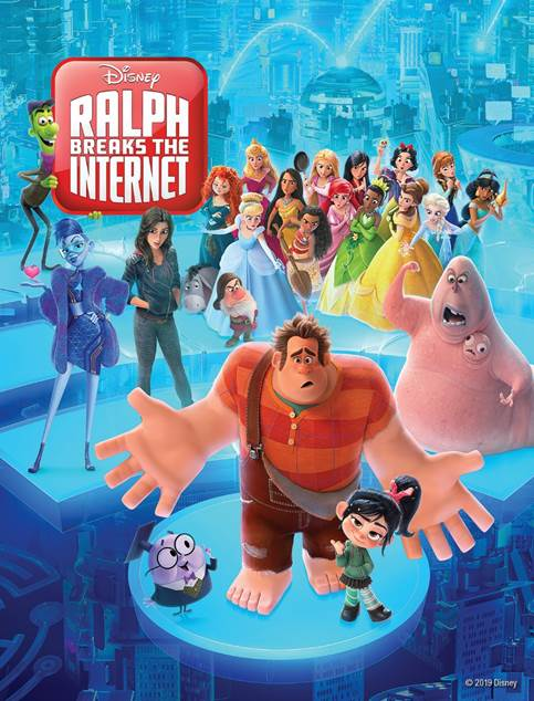 Enter to Win a Digital Download of Disney's Ralph Breaks The Internet