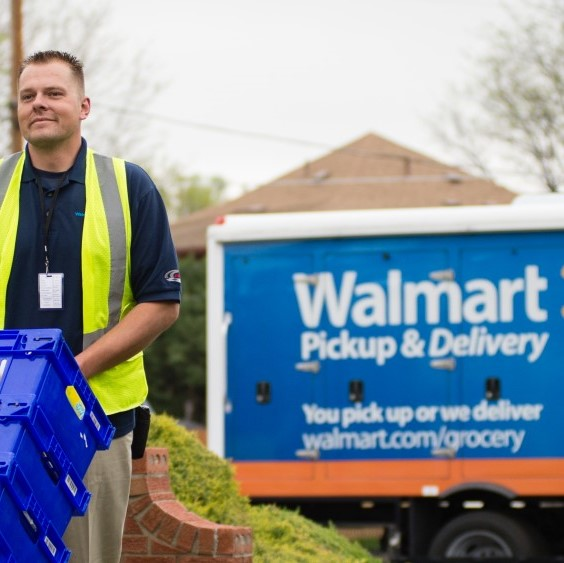 Walmart Grocery Delivery Service Now Available in Harford County