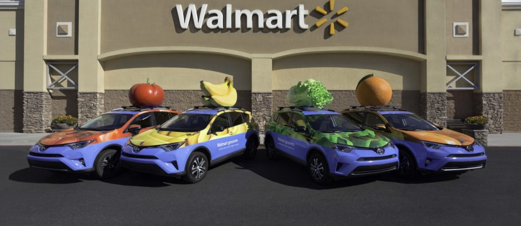Walmart Grocery Delivery Service Now Available in Harford