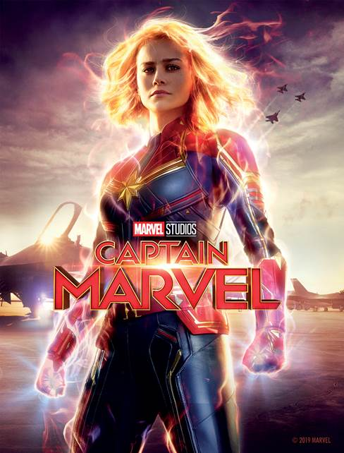 Enter to Win a Digital Download of Marvel Studios' Captain Marvel