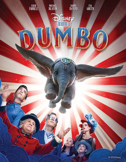 Enter to Win a Digital Download of Disney's Dumbo