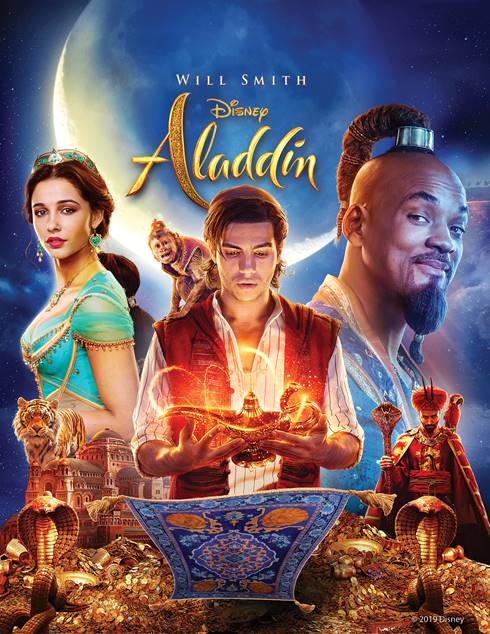 Enter to Win a Digital Download of Disney's Aladdin (Both Versions!)