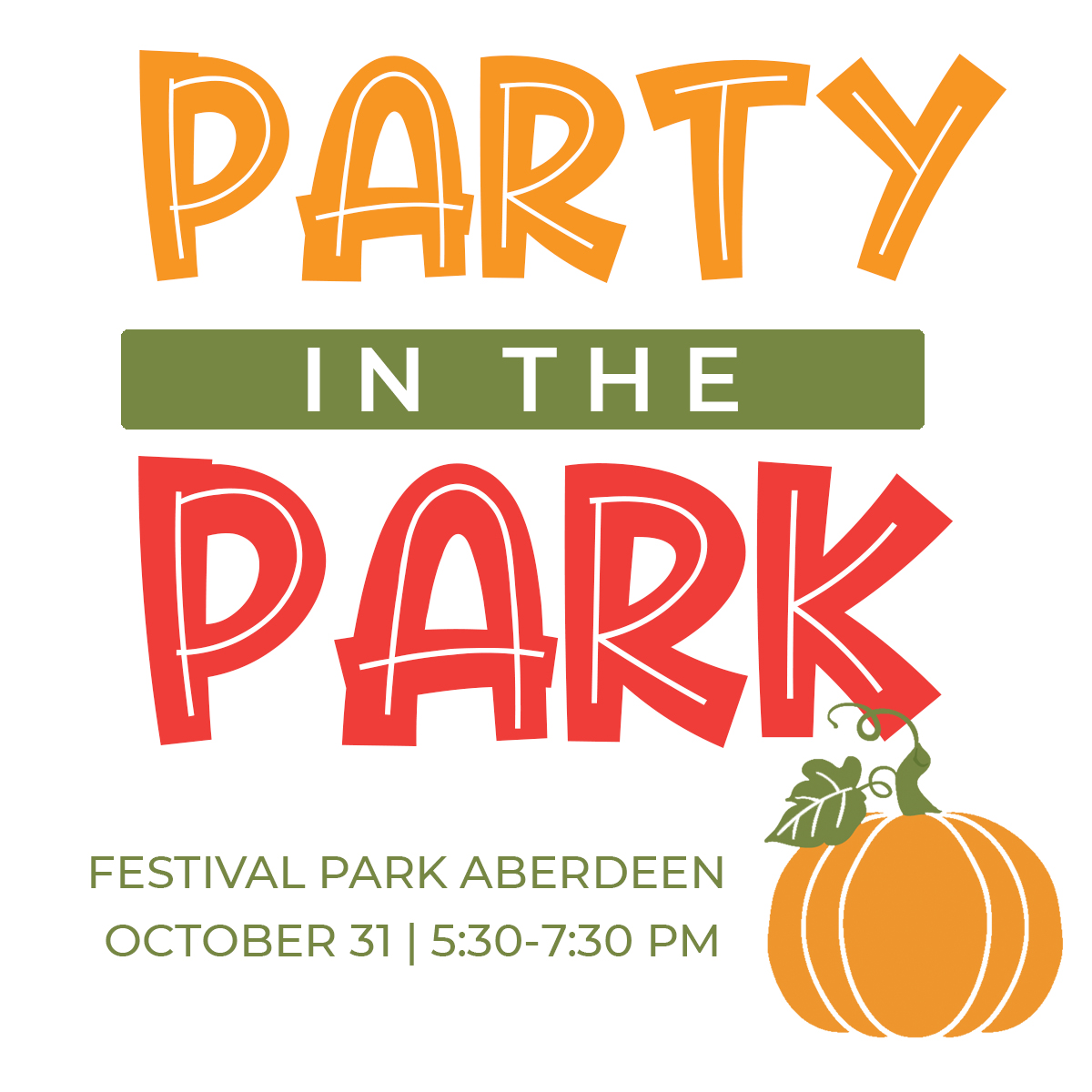 Party In The Park | Family Event