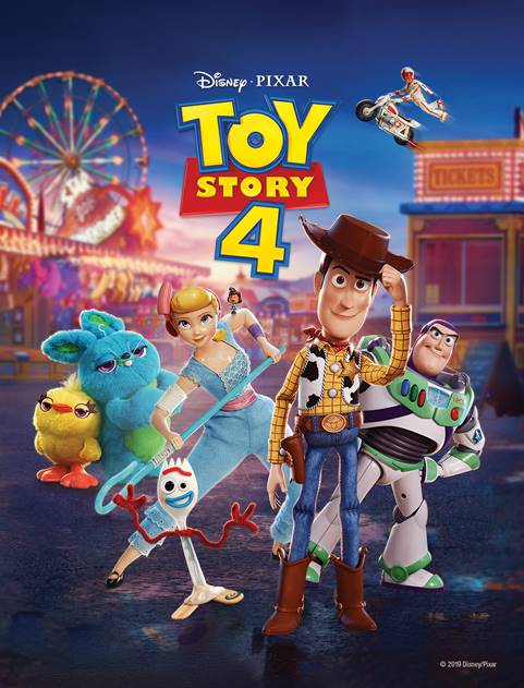 Enter to Win a Digital Download of Toy Story 4
