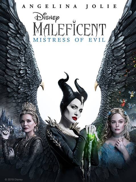 Enter to Win a Digital Download of Disney's Maleficent: Mistress of Evil
