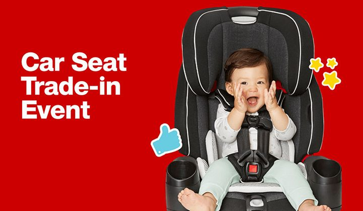 Target Car Seat Trade-In Event Is Back! – April 5-17