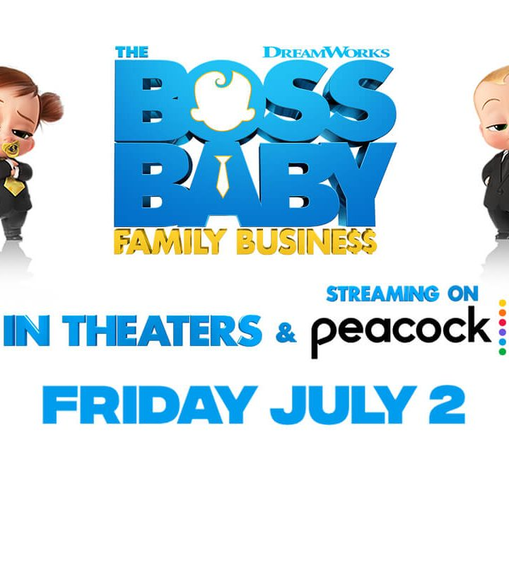 Review: THE BOSS BABY: FAMILY BUSINESS (No spoilers)