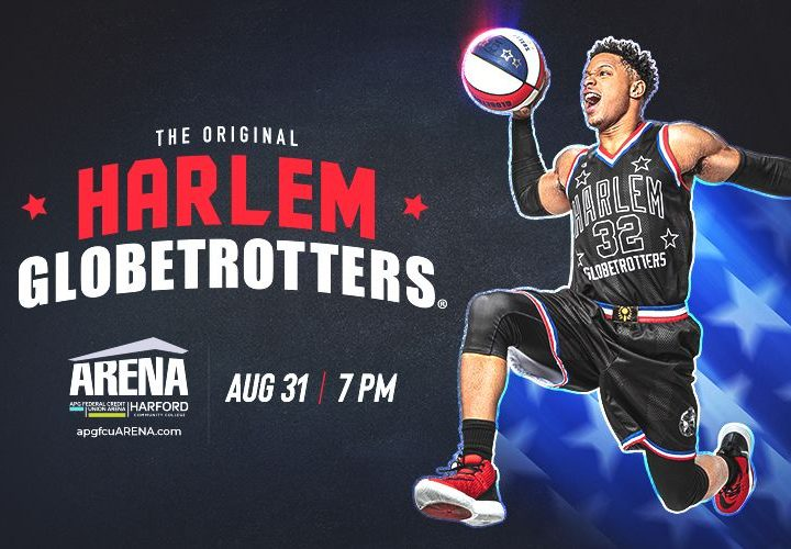 Win tickets to see the Harlem Globetrotters at APGFCU Arena on Aug. 31!