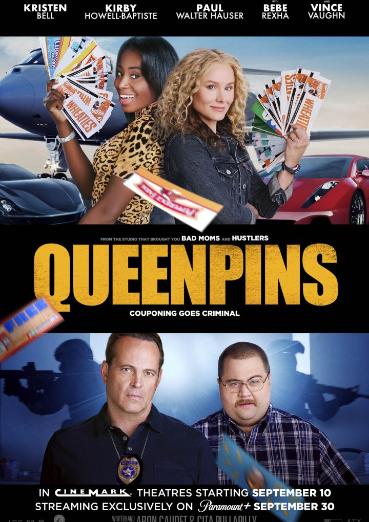 Enter For A Chance To Attend A Screening of Queenpins